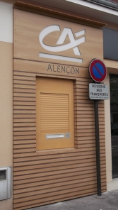 Crédit Agricole - Alençon