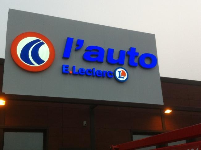 Leclerc - L' auto